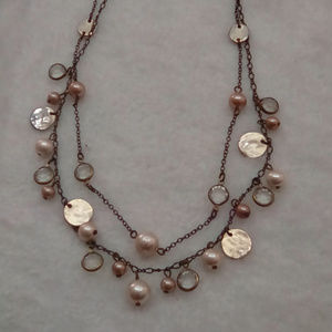 Express Vintage Look Necklace